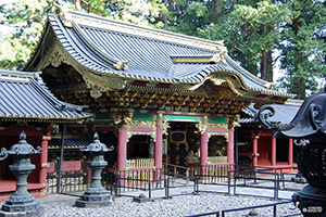 Temples and shrines of Nikko